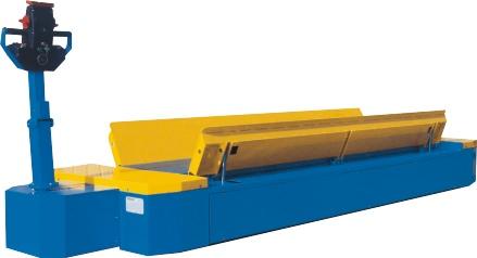 Warp Beam Handling System Beam Trolley Ferber